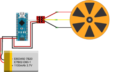 Drive a brushless motor with Arduino