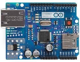 Connectez votre Arduino à internet avec un Shield Ethernet W5100