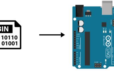 Generación y carga de archivos HEX en un Arduino