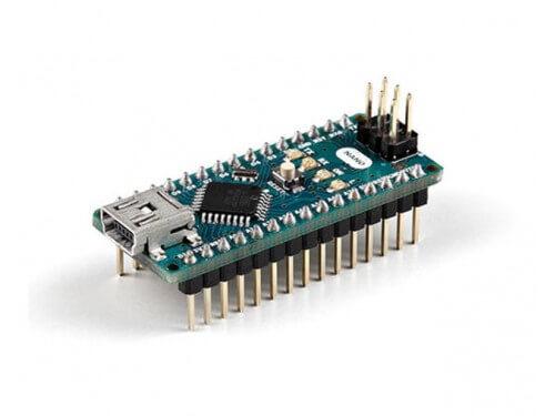 Vue d'ensemble du microcontrôleur Arduino NANO