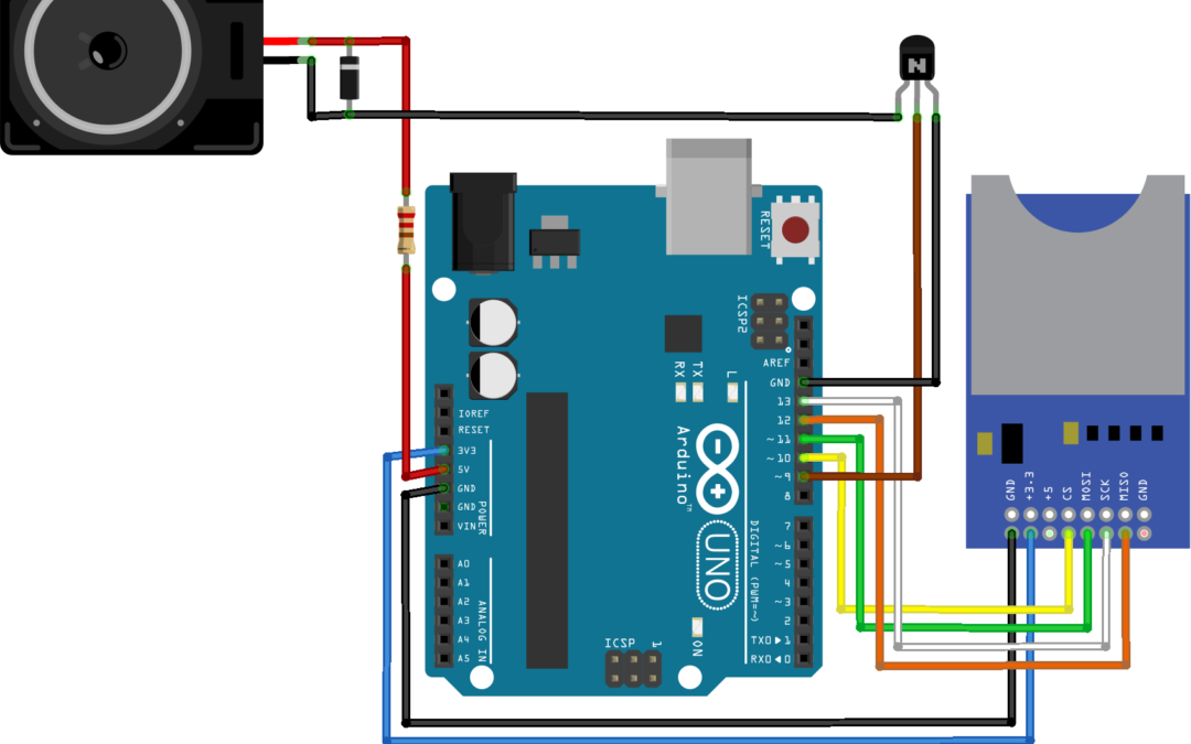 Give voice to your Arduino project