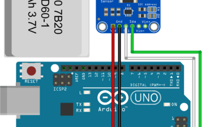 Power measurement with Arduino and INA219
