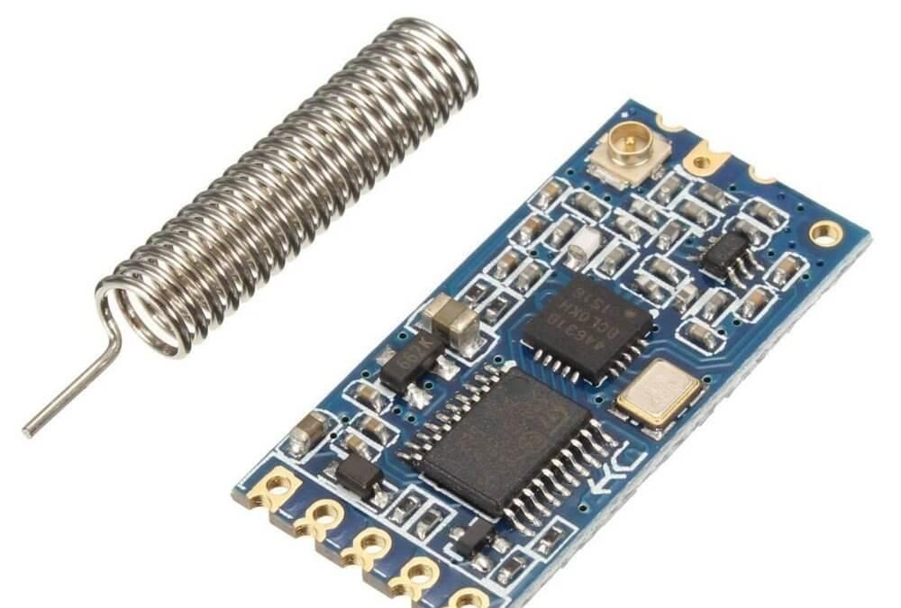 Utilisation d'un module HC-12 avec Arduino