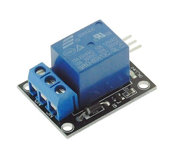 Utilisation d'un module relais avec Arduino