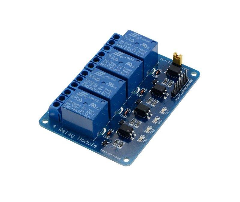 Utilisation d'un module relais multicanal avec Arduino