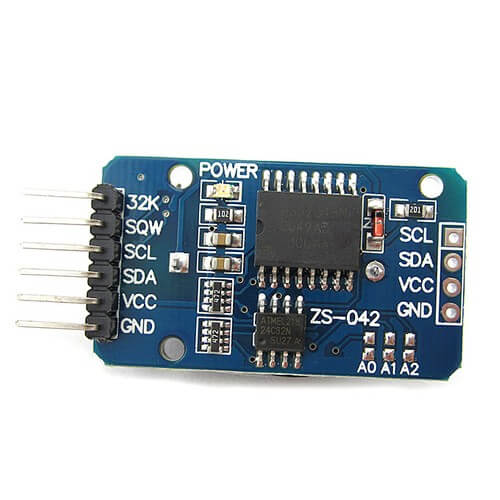 Using a DS3231 Module with Arduino