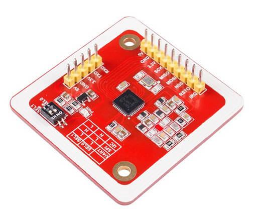 Utilisation du lecteur RFID PN532 avec Arduino