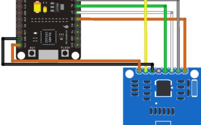 Uso de un módulo RFID con un ESP8266