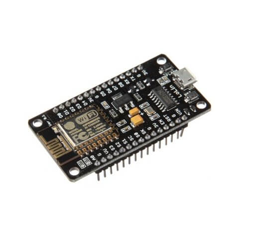 Create a web interface with NodeMCU ESP8266
