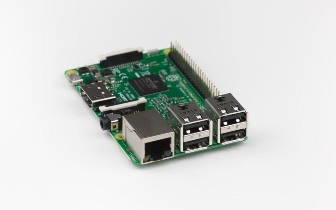 Vue d'ensemble du microcontrôleur Raspberry Pi 3B+