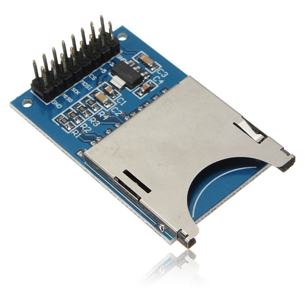 Read and write on a SD card with Arduino • AranaCorp