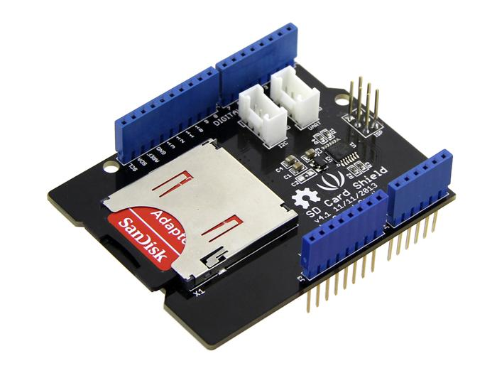 Arduino with sd using card Using SD