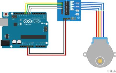 Controla un motor paso a paso con Arduino